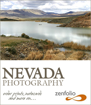 Click here to collect Nevada Photographs