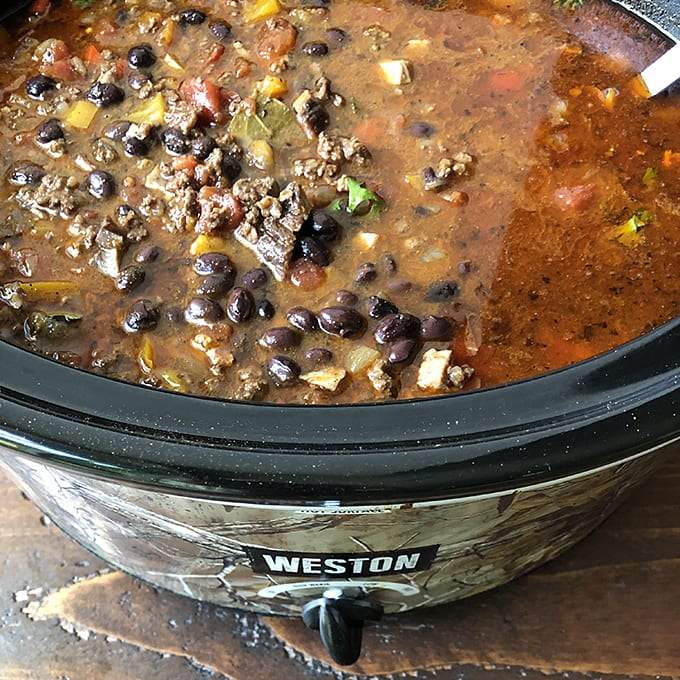 Elk And Black Bean Chili Wild Game Cuisine Nevadafoodies